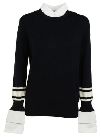 Victoria Beckham Victoria Beckham Turtleneck Sweatshirt