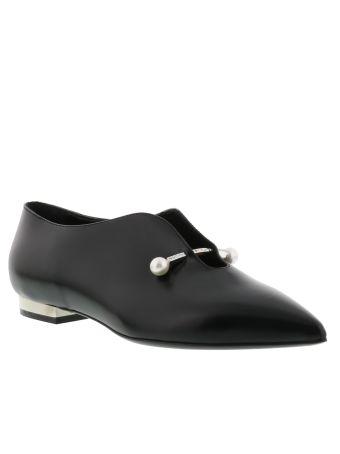 Coliac Giada Laced Up Shoes