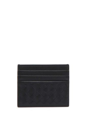 Bottega Veneta Intrecciato Nappa Card Holder