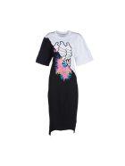 Stella Mccartney Printed Jersey Dress