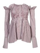 Victoria Beckham Striped Top