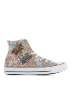 Multicolor Leather Sneakers