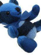 Blue Cashmere Thomas Keyring