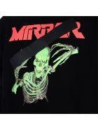 Black Mirror Skull Sweatshirt