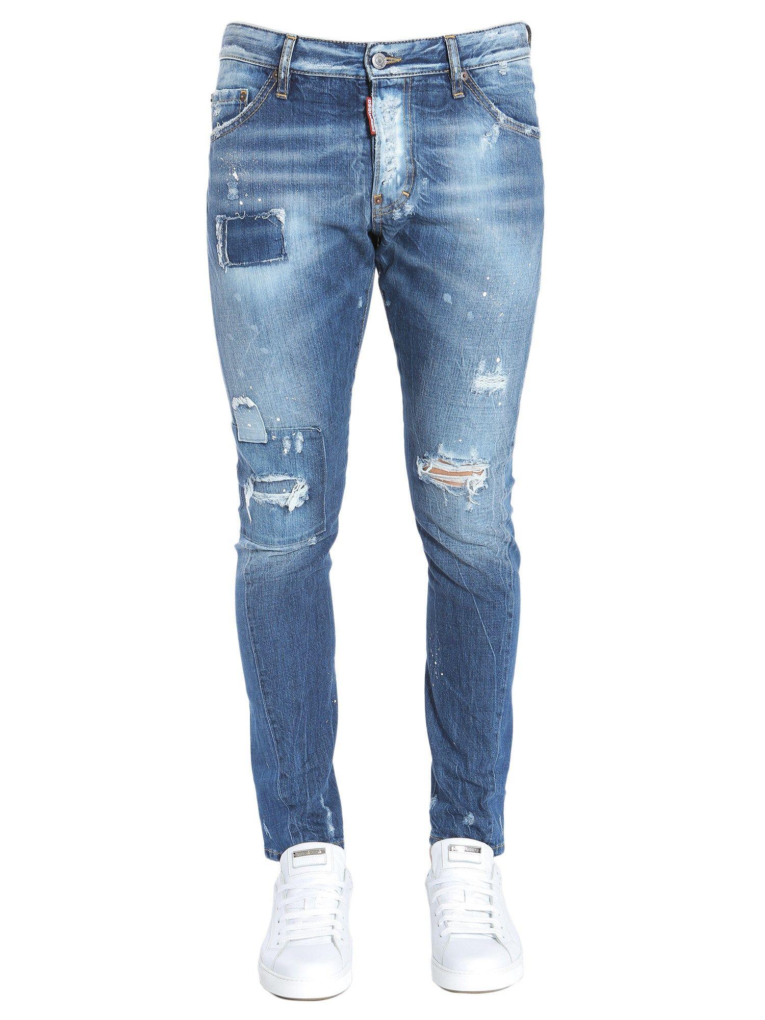 Jeanși de damă DSQUARED2 Sexy