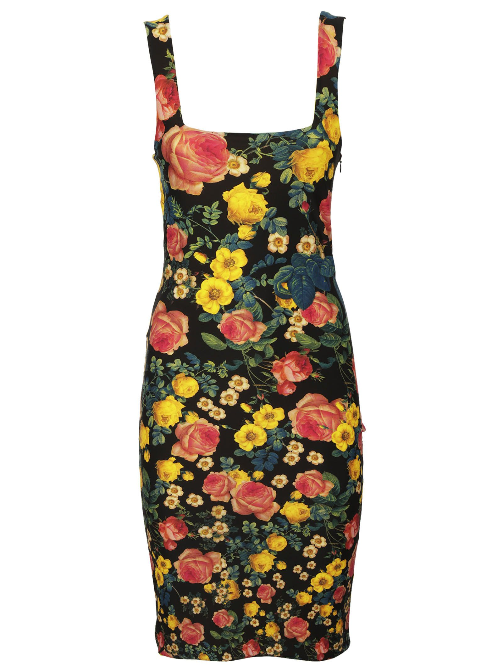 Fausto Puglisi Floral Dress