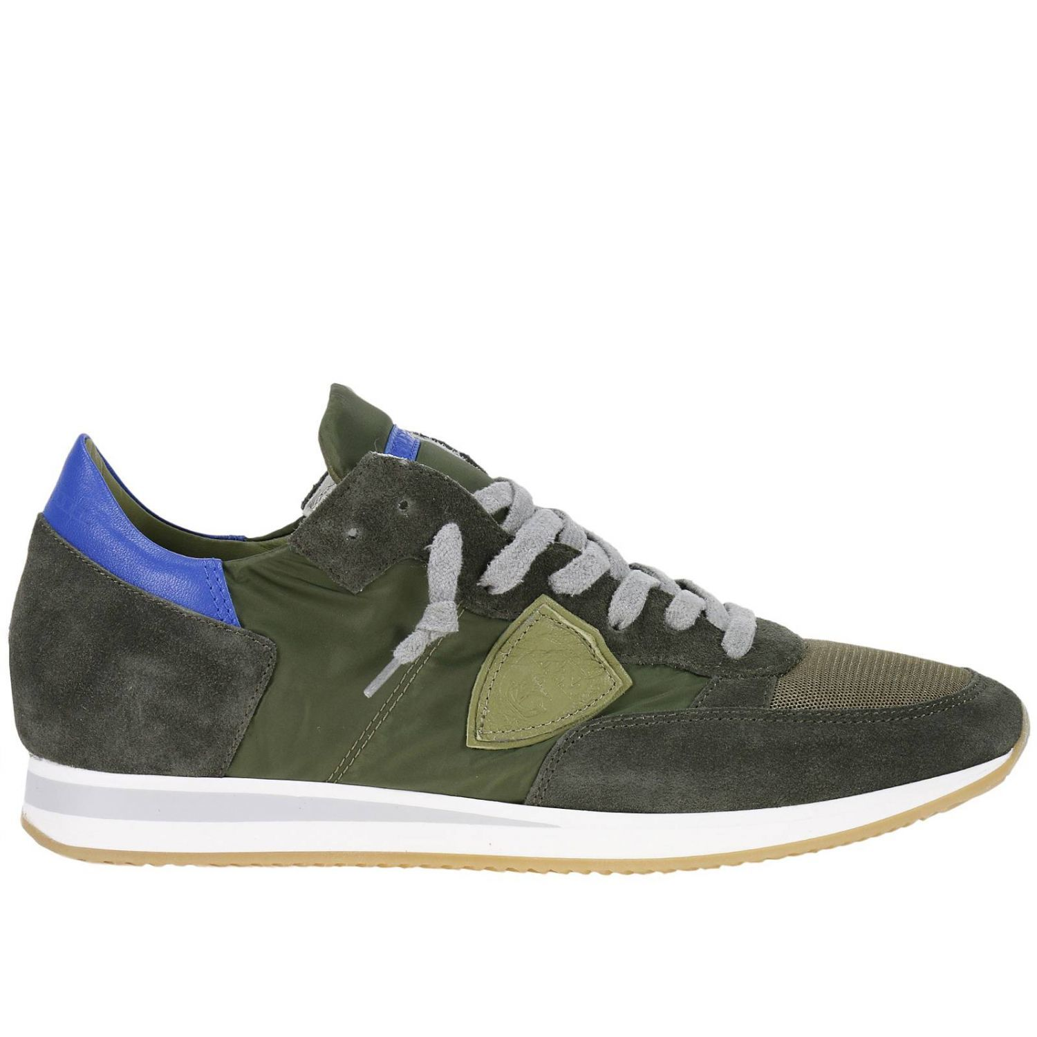 Sneakers Shoes Men Philippe Model