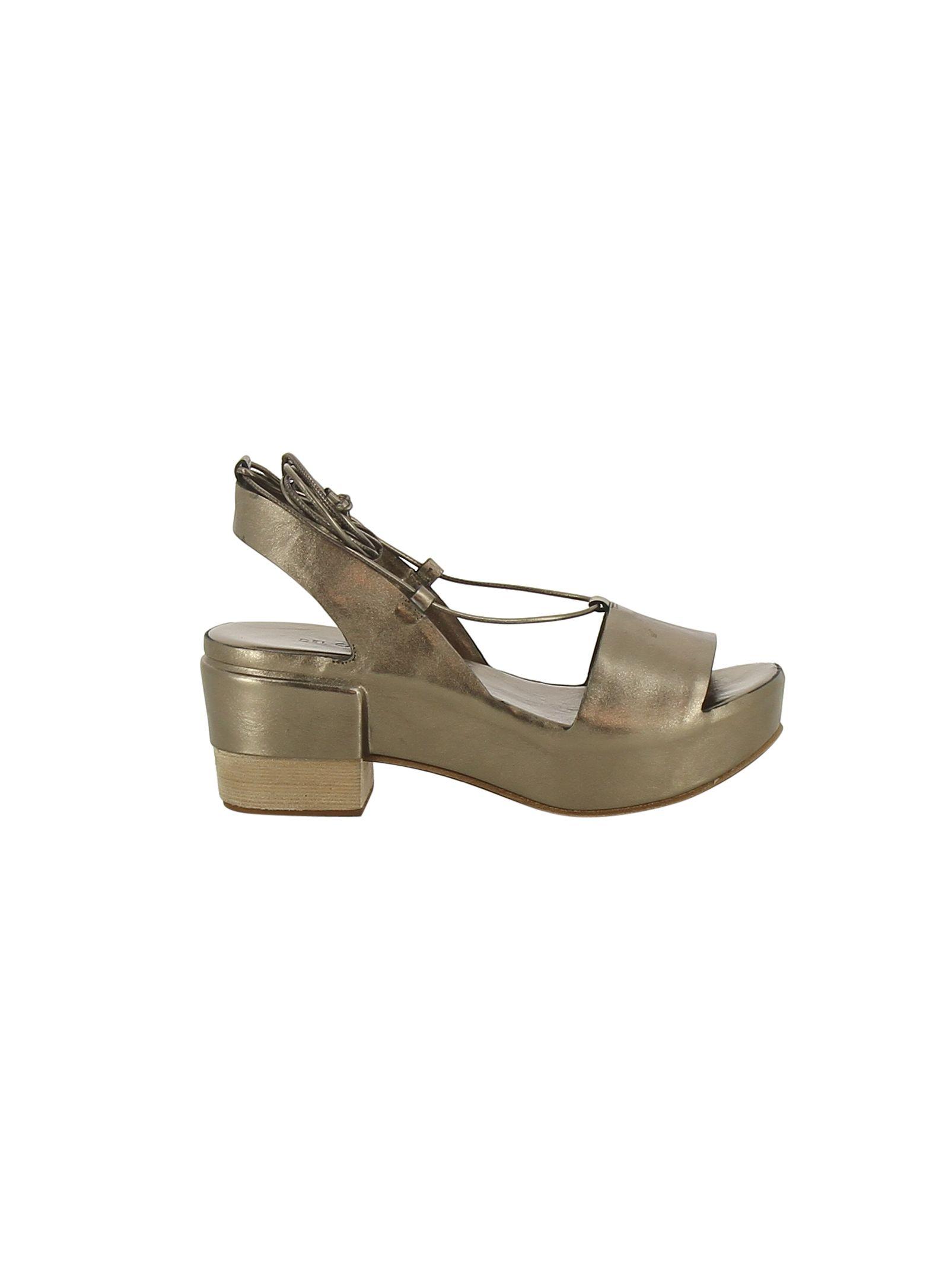 Roberto del Carlo Low Heel Platform Sandals