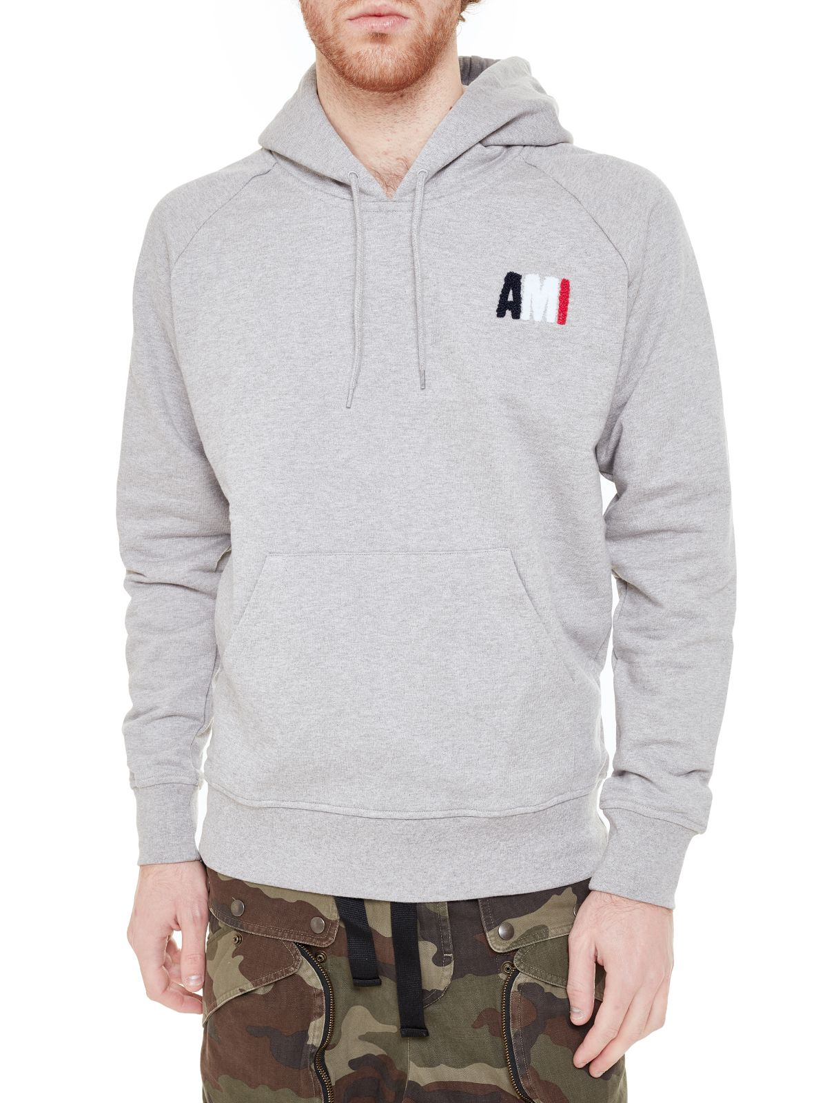Ami Logo Hoodie