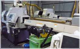 NC lathe made by Citizen Machinery