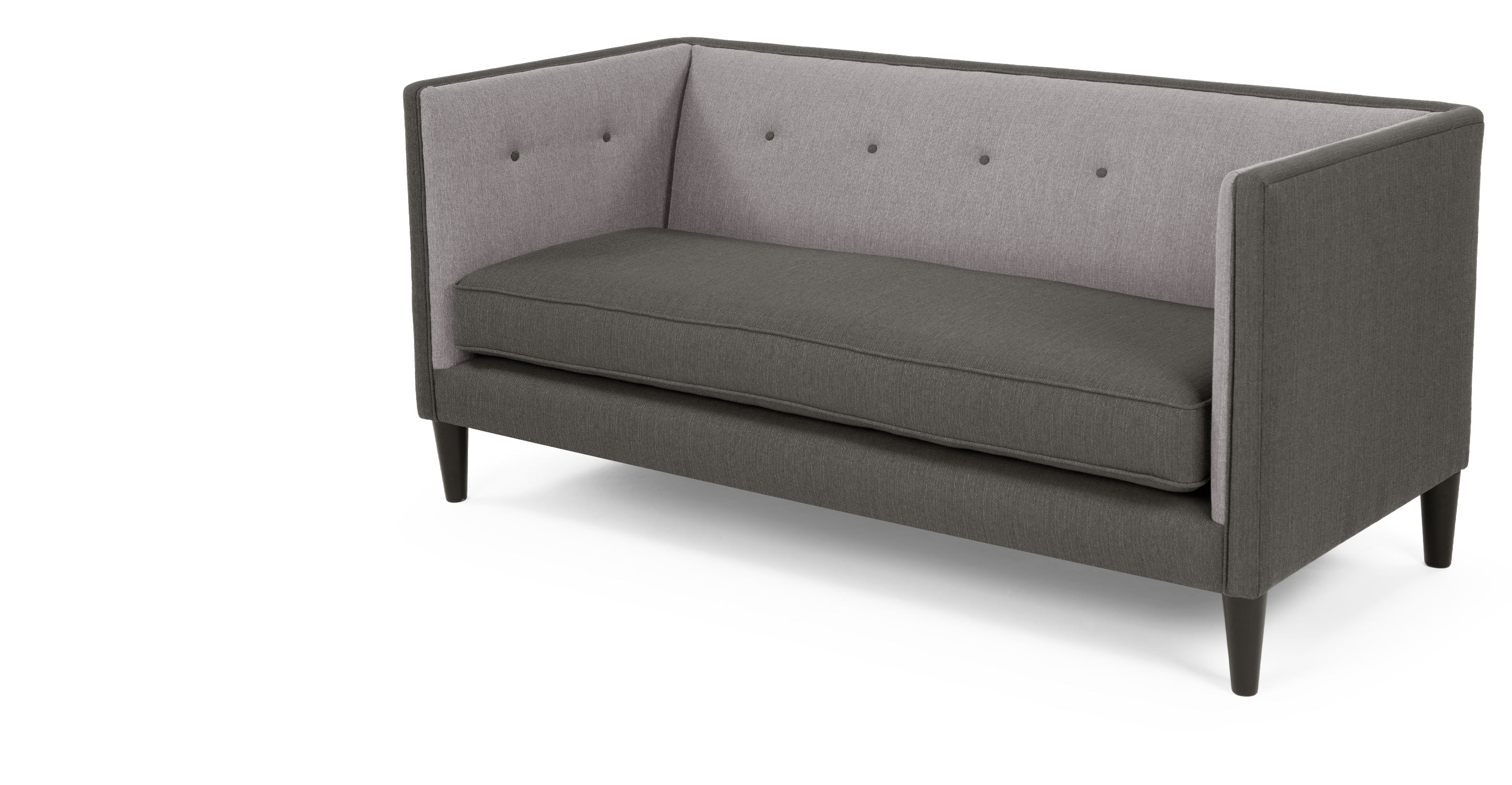 Anvers 3 Seater Sofa in tailor grey  made.com