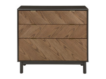 Belgrave Chest of Drawers, Dark Stained Oak