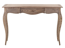 Belvoir Console Table, Natural Ash