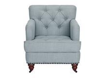 Flynn Armchair, Persian Grey
