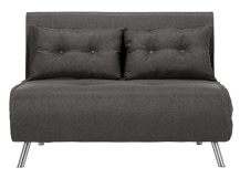 Haru Small Sofabed, Cygnet Grey