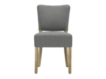 2 x Irvington Dining Chair, Graphite Grey