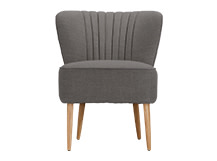 Jersey Chair, Graphite Grey