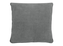 Kati Linen Cushion 45 x 45cm, Steel Grey
