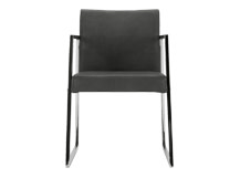 Piazzo Office Chair, Raven Black