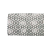 Stella Tufted Rug 120 x 180cm, Ash Grey