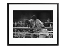 Ali and Foreman, 1974, 50 x 40cm, Limited Edition