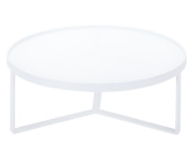 Aula Coffee Table, White
