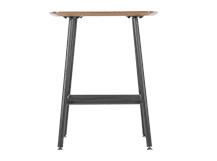 Haywood Side Table, Ash and Grey