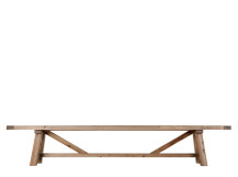 Iona Bench, Solid Pine