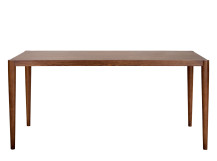 Joseph Dining Table, Dark Stain Ash