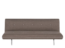 Miki Sofa Bed, Woodland Brown