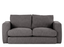 Walter 2 Seater Sofa, Nickel