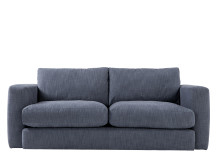 Walter 3 seater sofa, Denim