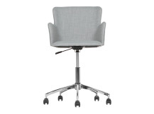Winona Office Chair, Print Grey