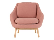 Oslo Accent Chair , Dusk Pink