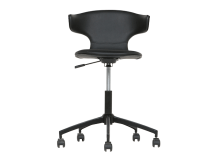 Ronnie Office Chair, Black
