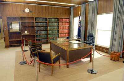 The Prime Minister's office.
