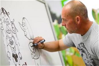 Andrew Hore, political cartoonist
