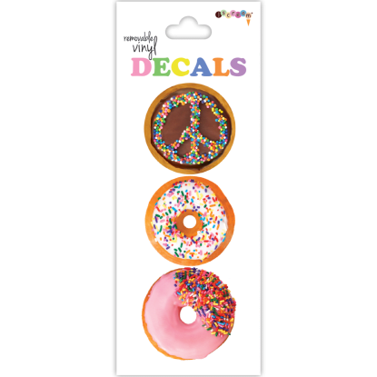 Picture of Donuts Decals Small