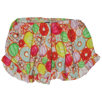 Picture of Donuts Delight Ruffle Shorts