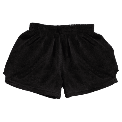 Picture of Black Plush Shorts