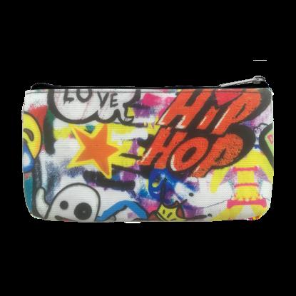 Picture of Emoji Graffiti Pencil Case