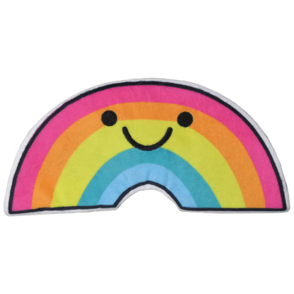 Picture of Rainbow with a Smile Eye Mask