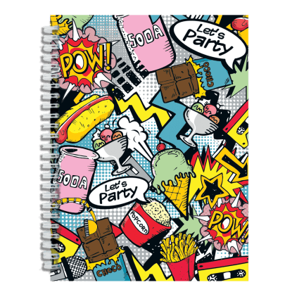 Picture of Pop Art 3D Journal