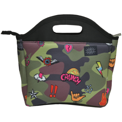 Picture of Camo Lunch Tote