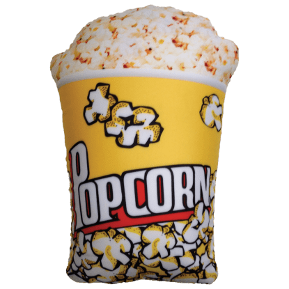Picture of Popcorn Scented Microbead Pillow