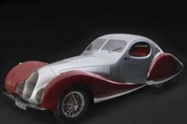 Art Deco Automobiles and Motorcycles