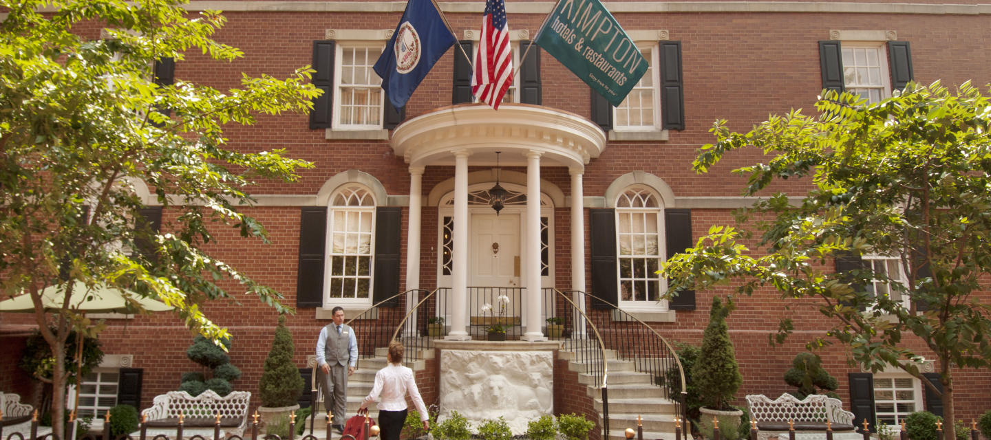 Old Town Alexandria Hotels