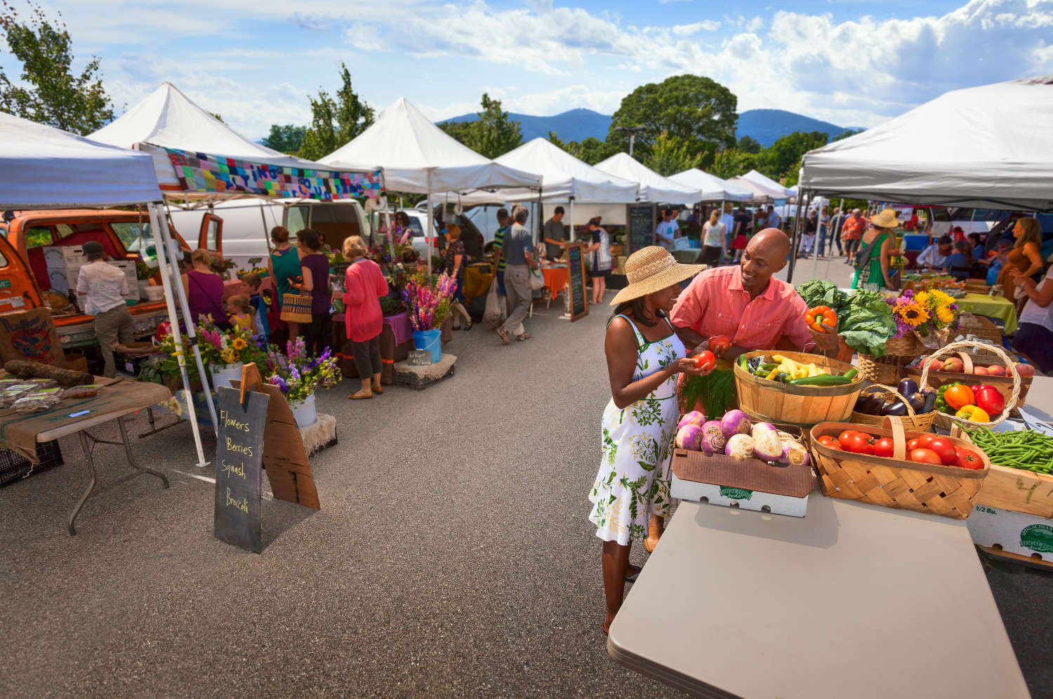 Farmers Markets Asheville Nc S Official Travel Site