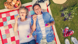 Finding a life partner in middle age and older can be intimidating.