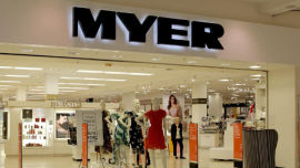 Myer - no Harrods.